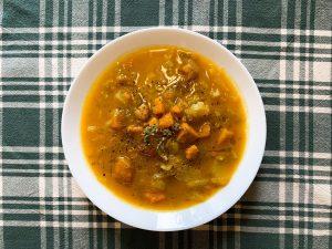 zucca, delica, mantova, minestra, ricetta