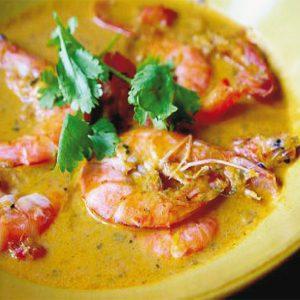 Gamberoni-curry-ricetta