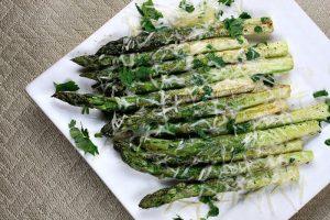 parmigiana di asparagi