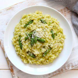risotto-asparagi